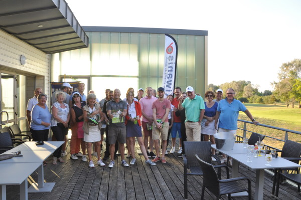 Douai Golf Eliminate 2019